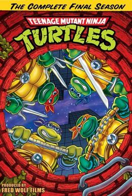 Постер фильма Черепашки мутанты ниндзя (1991)