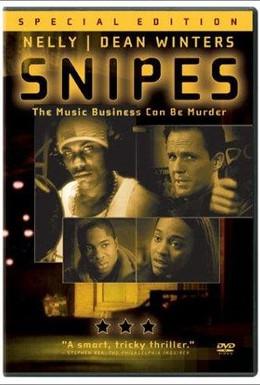 Постер фильма Снайпс (2001)