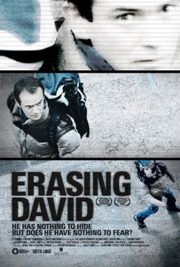 Постер фильма Стереть Дэвида (2010)