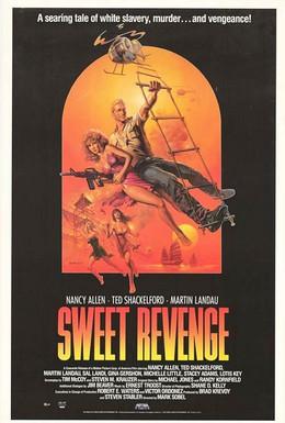 Постер фильма Сладкая месть (1987)