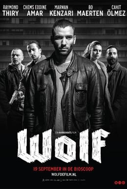 Постер фильма Волк (2013)