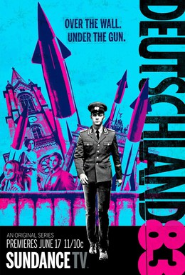 Постер фильма Германия 83 (2015)