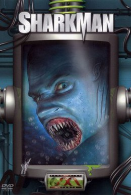 Постер фильма Человек-акула (2005)