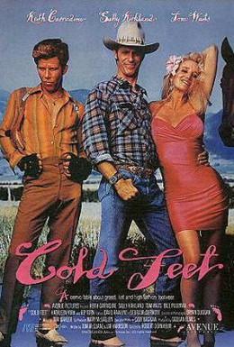 Постер фильма Холодные ноги (1989)