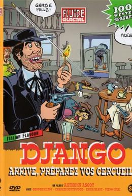 Постер фильма Стальной кулак Джанго (1970)