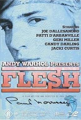 Постер фильма Плоть (1968)