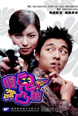 Постер фильма Шпионка (2004)