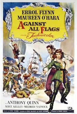 Постер фильма Против всех врагов (1952)
