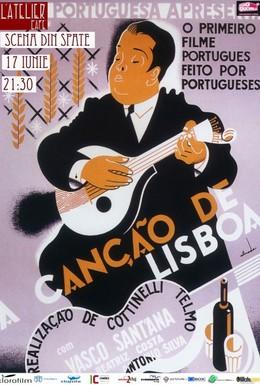 Постер фильма Песня Лиссабона (1933)