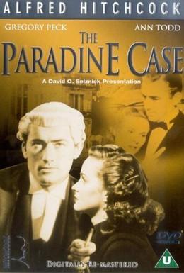 Постер фильма Дело Парадайна (1947)