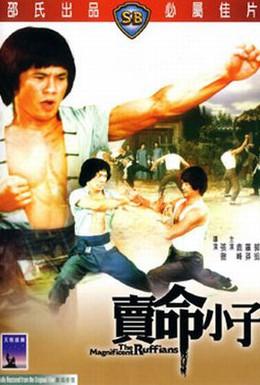 Постер фильма Великолепные головорезы (1979)