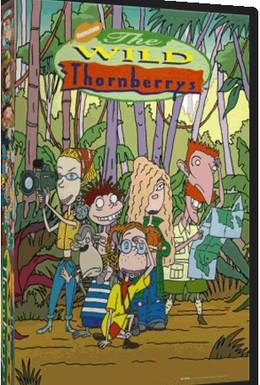 Постер фильма Дикая семейка Торнберри (2001)