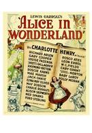 Алиса в стране чудес (1933)
