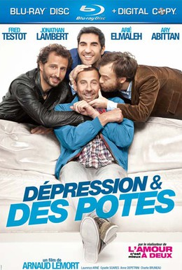 Постер фильма Депрессия и друзья (2012)