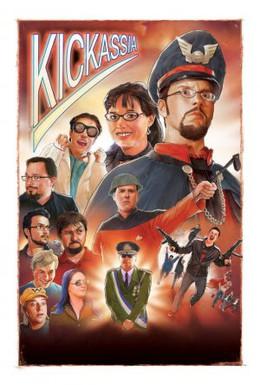 Постер фильма Кик-Ассия (2010)