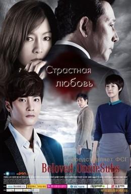 Постер фильма Страстная любовь (2013)