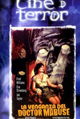 Постер фильма Месть доктора Мабузе (1972)