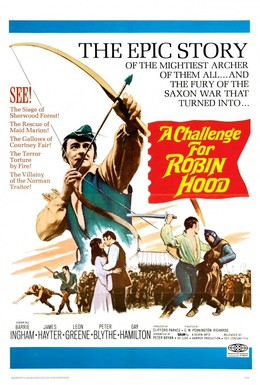 Постер фильма Вызов Робину Гуду (1967)