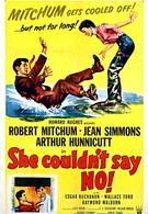 Она не могла сказать нет (1954)