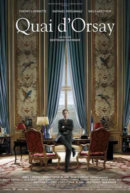 Постер фильма Набережная Орсе (2013)