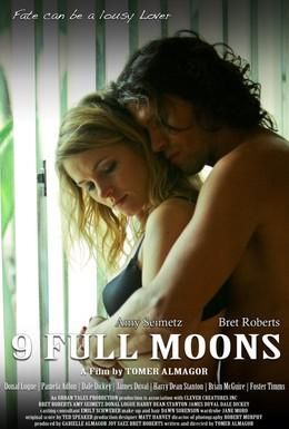 Постер фильма Девять полных лун (2013)