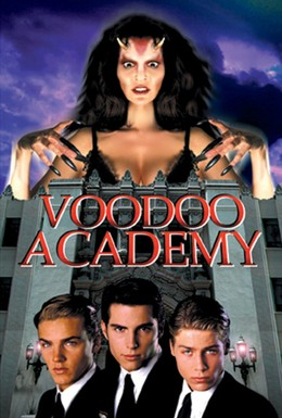 Постер фильма Академия Вуду (2000)
