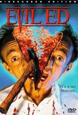 Постер фильма Зловещий Эд (1995)