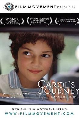 Постер фильма Путешествие Кэрол (2002)