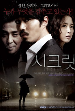 Постер фильма Тайное расследование (2009)