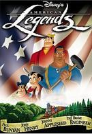 Американские легенды Диснея (2001)