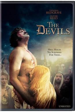 Постер фильма Дьяволы (1971)
