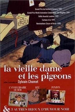 Постер фильма Старая дама и голуби (1997)