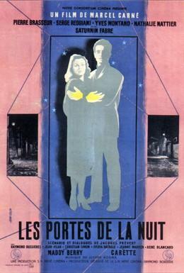 Постер фильма Врата ночи (1946)