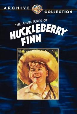 Постер фильма Приключения Гекельберри Финна (1939)