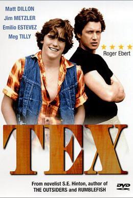 Постер фильма Текс (1982)