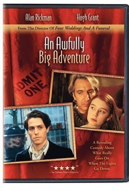 Постер фильма Ужасно большое приключение (1995)