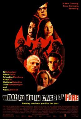 Постер фильма Что делать в случае пожара? (2001)