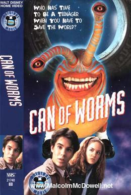 Постер фильма Банка с червяками (1999)