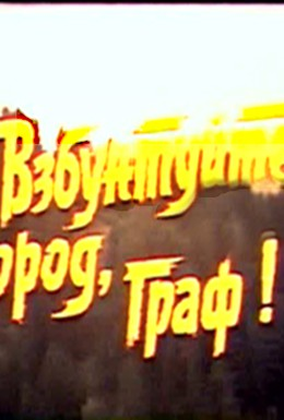 Постер фильма Взбунтуйте город, граф! (1991)