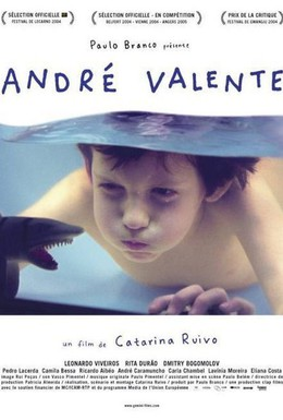 Постер фильма Андре Валенте (2004)