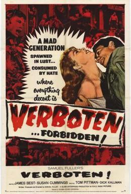 Постер фильма Запрещено! (1959)