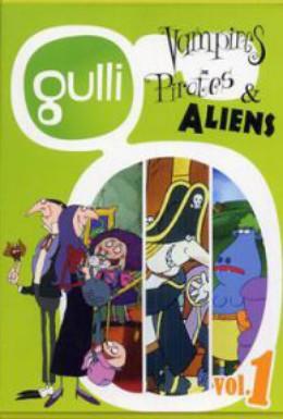 Постер фильма Вампиры, пираты, инопланетяне (1999)