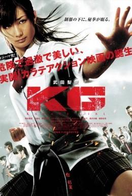 Постер фильма Каратистка (2011)