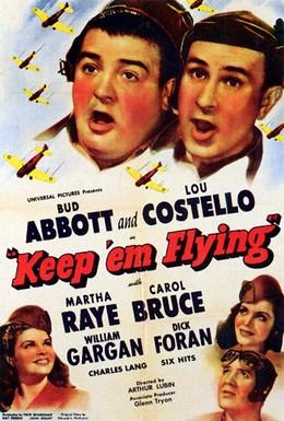 Постер фильма Пусть они летят (1941)