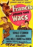 Френсис и девушки в форме (1954)