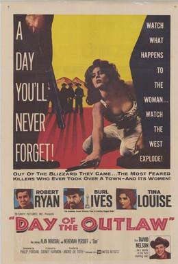 Постер фильма День преступника (1959)