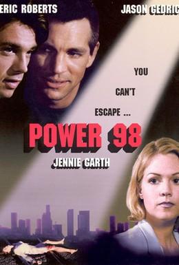 Постер фильма На волне смерти (1996)