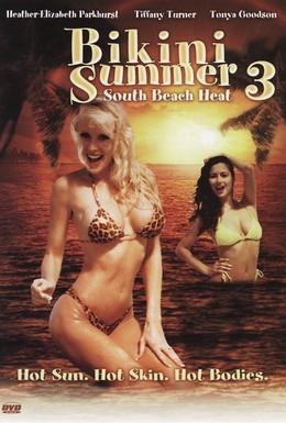 Постер фильма Лето бикини 3: Жара на южном пляже (1997)