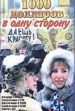 Постер фильма 1000 долларов в одну сторону (1991)