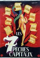 Семь смертных грехов (1952)